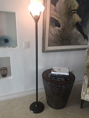 pottery barn floor lamp for Sale in Fort Lauderdale, FL