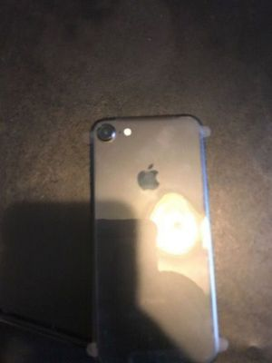 Iphone 7 jet black new open never used for Sale in Baltimore, MD