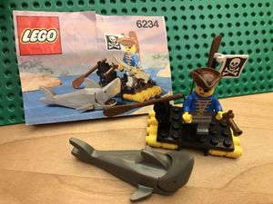 LEGO Set 6234 Renegade's Raft With Instructions for Sale in Hillsboro, OR