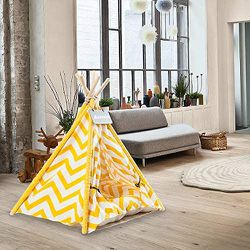 PET TEEPEE DOG (PUPPY ) & CAT BED for Sale in Vernon,  CA