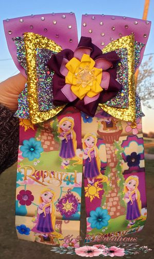 Rapunzel Cheerbow for Sale in Sahuarita, AZ