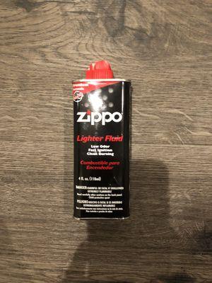 Zippo lighter fluid for Sale in Sunnyvale, CA