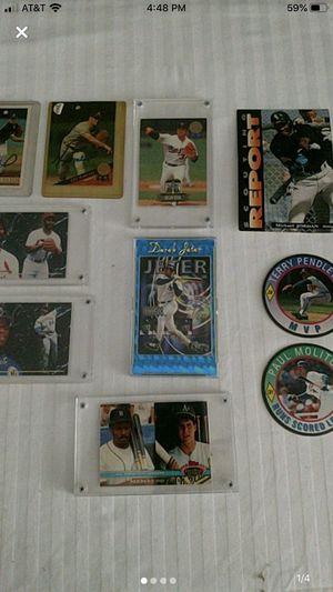 Baseball card set for Sale in Manassas, VA