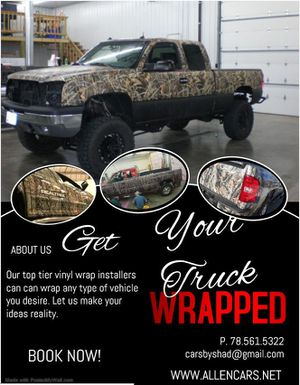 Customize your Truck for Sale in Decatur, GA