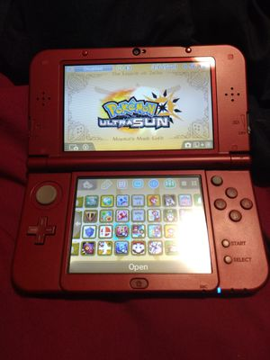 Modded Nintendo 3ds xl for Sale in MIDDLEBRG HTS, OH