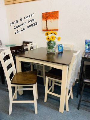 5pcs Counter Height Set for Sale in Los Angeles, CA