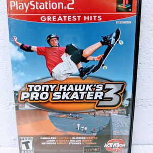 Tony Hawk Pro Skater 3 Playstation 2 PS2 for Sale in Ocoee, FL