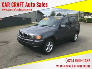 2002 BMW X5 for Sale in Brier, WA
