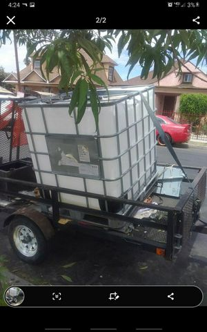 1,000 Gallon Water Tank for Sale in Los Angeles, CA