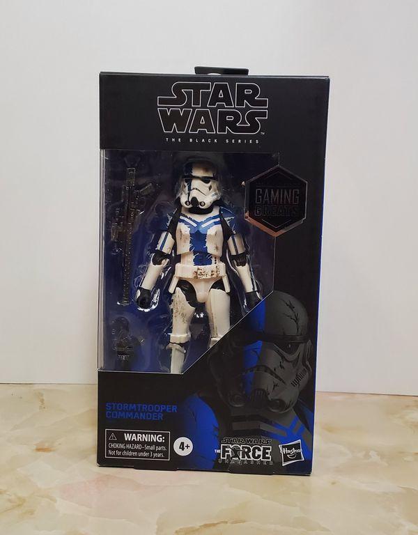 Star Wars Black Series Stormtrooper Commander