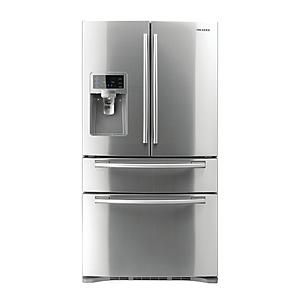 Samsung RF4287HARS 28 cu. ft. French-Door Refrigerator w/ Counter-Height Drawer - Stainless Steel for Sale in Sterling, VA