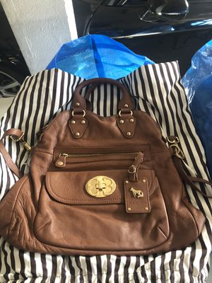 Emma Fox Cognac Brown Messenger Bag Purse for Sale in Chula Vista, CA