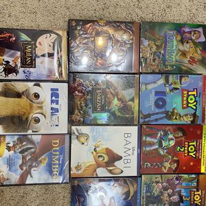 Disney DVD Lot brand new never opened for Sale in Spring, TX