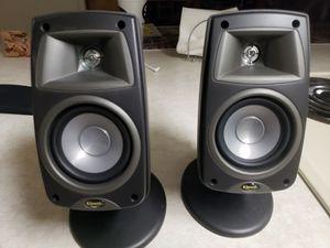 Klipsch Quintet 3 surround sound speakers for Sale in Scottsdale, AZ