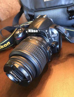 Nikon D3100 DSLR with 18-55mm Autofocus Aspherical Nikon Lens and extras for Sale in West Linn, OR