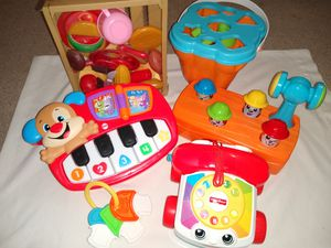 Infant Toddler Kid's Toys for Sale in Midlothian, IL