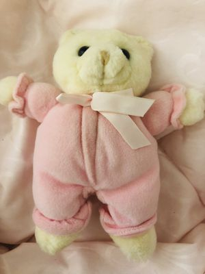 Baby girl stuffed animal bear for Sale in Delray Beach, FL