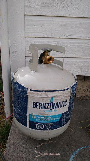 Bernzomatic propane tank for Sale in Oretech, OR