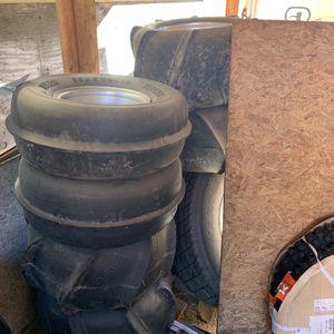 Yamaha/honda/kawasaki/paddle Tires for Sale in Azusa, CA