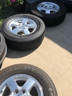 Dodge Wheels And Tires for Sale in Santa Ana,  CA