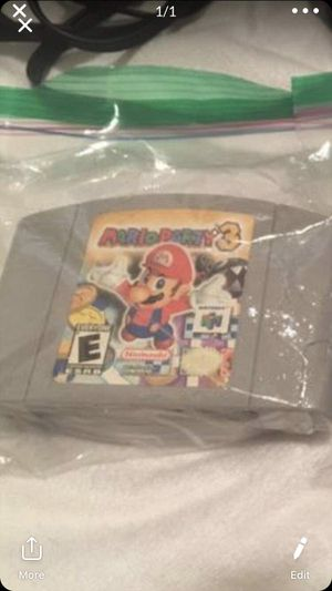 Mario Party 3 for Sale in Woodbridge, VA