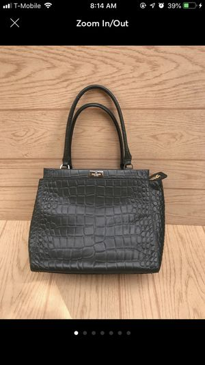 Kate spade large Satchel crocodile leather for Sale in West Covina, CA