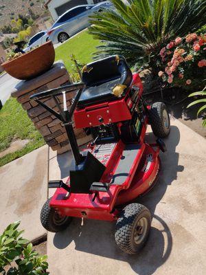 TORO 8-25 WHEEL HORSE LAWNMOWER tractor for Sale in Corona, CA
