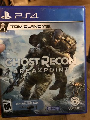 Ghost recon Break point for Sale in Providence, RI