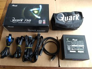 Rosewill Quark Series 750w Power Supply for Sale in Avon, CT