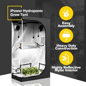Indoor Hydroponic Grow Room Plant Seedling Reflective Mylar Tent Growing for Sale in Santa Fe, NM