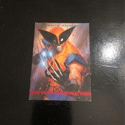 Rare Wolverine Trading Card for Sale in Dallas,  TX