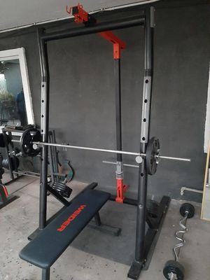 Cap Sting Squat Rack [Read Description] for Sale in Phoenix, AZ