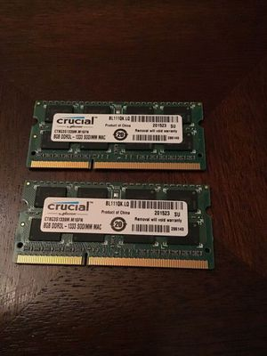 16GB RAMs for Sale in Clarksburg, MD