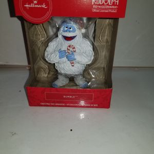 Hallmark Bumble Rudolph The Red-Nosed Reindeer Keepsake Ornament for Sale in Valley Stream, NY