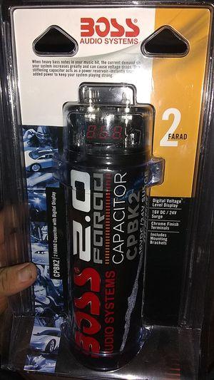 BOSS Capacitor for Sale in Phoenix, AZ