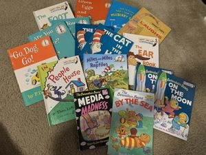 16 Dr Seuss and Berenstain Bears books for Sale in Smyrna, TN