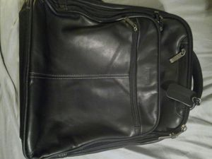 Kenneth Cole Reaction Laptop Backpack Colombian Leather for Sale in Snellville, GA