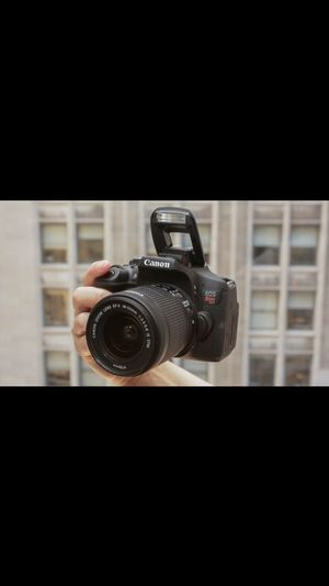 Canon Rebel T6i for Sale in Santa Monica, CA