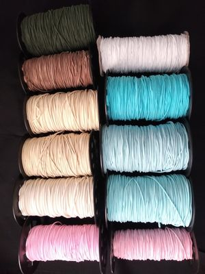"""1/8"""" Elastic round 3 yards for $1 for Sale in Moreno Valley, CA"""