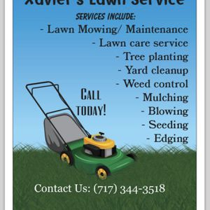 Mowing for Sale in Lancaster, PA