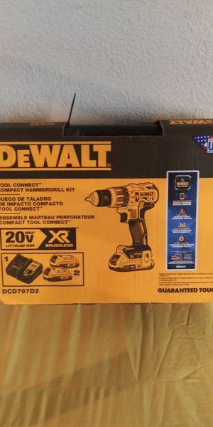 Hammer drill 2 pilas y cargador for Sale in Dallas, TX