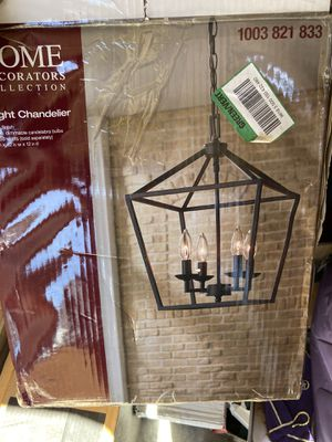 2 chandelier light new for Sale in Las Vegas, NV
