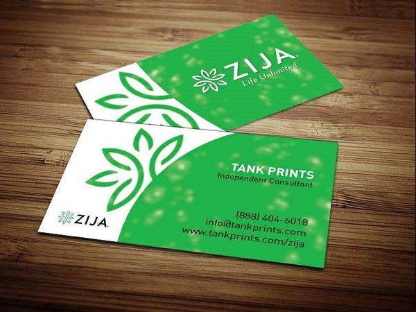 Business cards Tarjetas de negocios a $35
