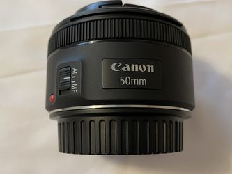 Canon EF 50mm 1.8f for Sale in Burien,  WA