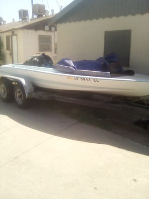 V drive boat for Sale in Fresno, CA