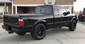 2005 Ford Ranger Leather seats for Sale in Columbus, GA