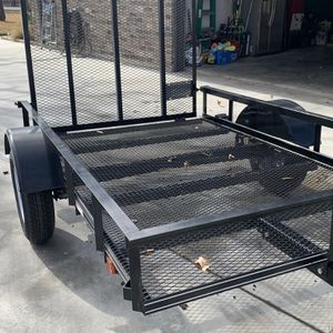 Small Utility Trailer for Sale in Springtown, TX