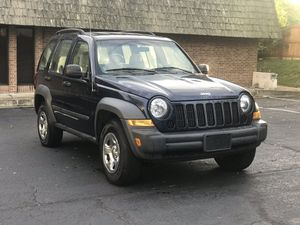 2007 Jeep Liberty for Sale in Laurel, MD