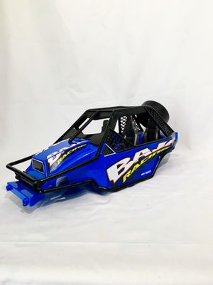 New Bright BAJA RACING 1:14 SCALE RC Crawler Body for Sale in Longwood, FL