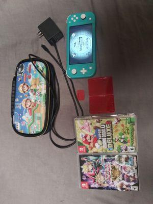 Teal Nintendo switch Lite for Sale in Phoenix, AZ